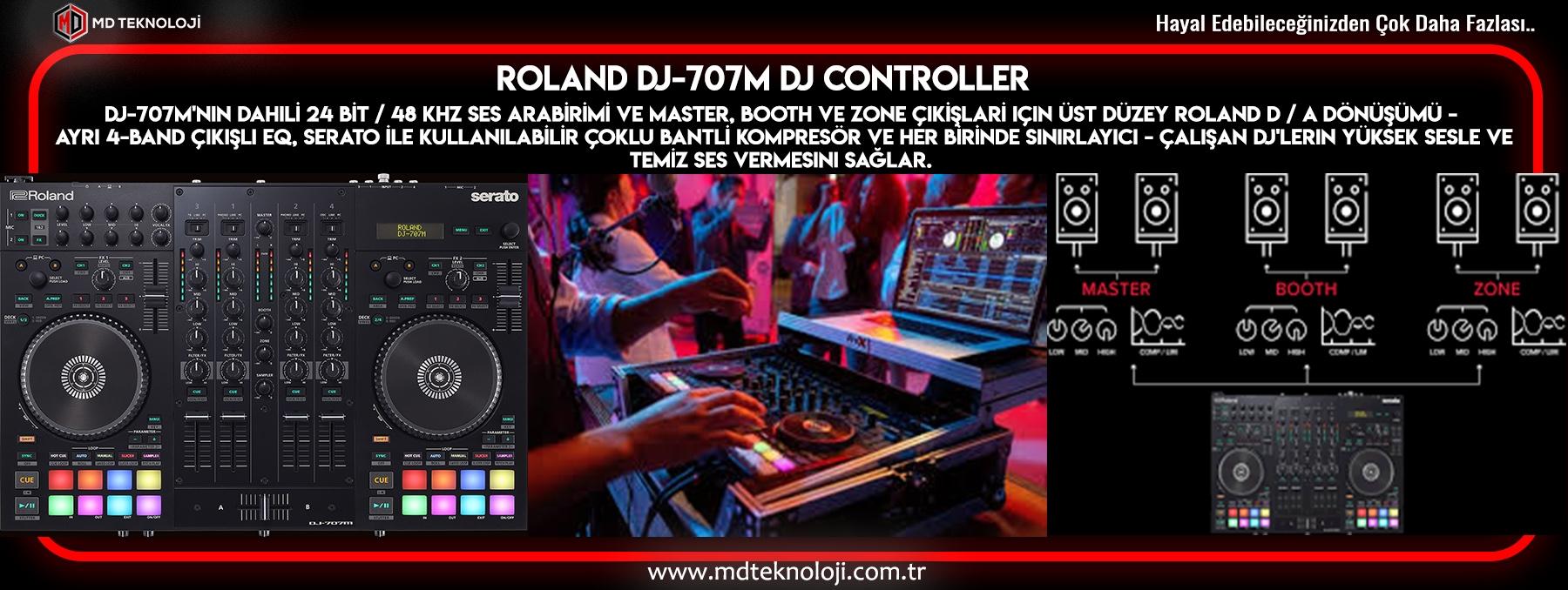 ROLAND DJ-707